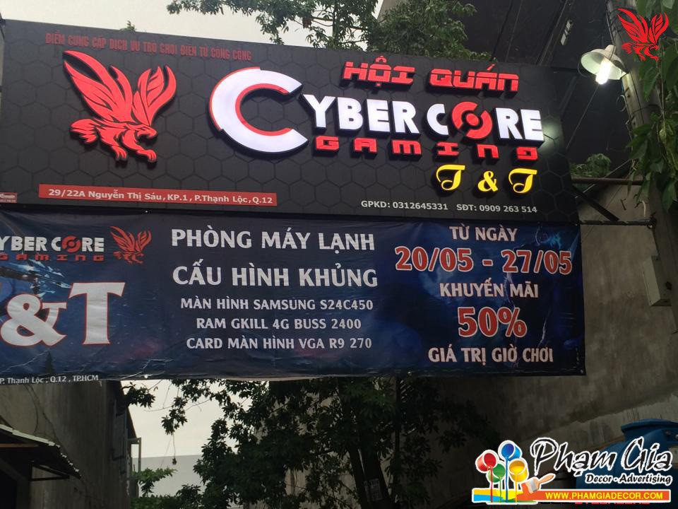 game cybercore gaming